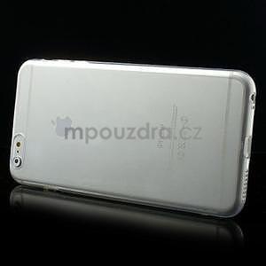 Ultratenký transparentný obal pre iPhone 6 Plus a 6s Plus - 3