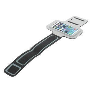 Jogy bežecké puzdro na mobil do 125 x 60 mm - šedé - 3