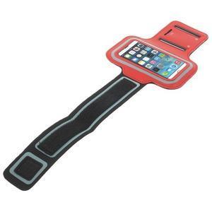 Jogy bežecké puzdro na mobil do 125 x 60 mm - červené - 3