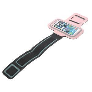 Jogy bežecké puzdro na mobil do 125 x 60 mm - ružové - 3