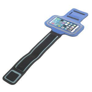 Jogy bežecké puzdro na mobil do 125 x 60 mm - modré - 3