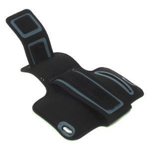 Gymfit športové puzdro pre telefón do 125 x 60 mm - zelené - 3