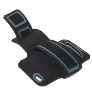 Gymfit športové puzdro pre telefón do 125 x 60 mm - tmavomodré - 3