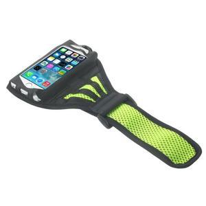 Absorb športové puzdro na telefón do veľkosti 125 x 60 mm -  zelené - 3
