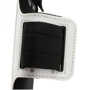 Športové puzdro na ruku až do veľkosti mobilu 140 x 70 mm - biele - 3