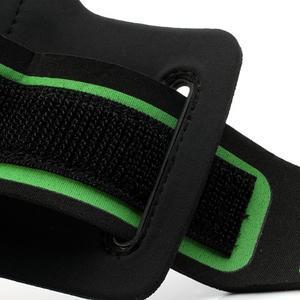 Sports Gym puzdro na ruku pre veľkosť mobilu až 140 x 70 mm -  zelené - 3