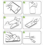 Tvrdené sklo na iPhone 7 Plus a iPhone 8 Plus - 3/3