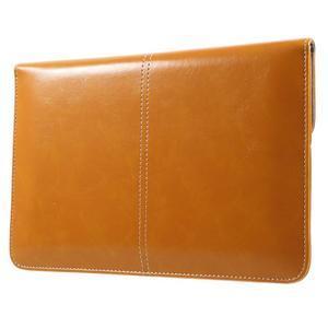 Business univerzálne puzdro pre tablet do rozmerov 226 x 149 mm - oranžové - 3
