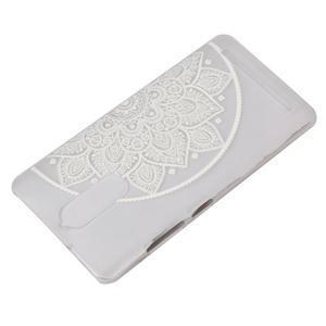 Gélový obal pre mobil Lenovo K5 Note - krajka I - 4