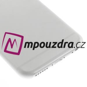 Ultra slim 0.3 mm plastové puzdro na iPhone 6, 4.7  - transparentný - 4