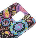 Gélové puzdro pre Samsung Galaxy Note 4- farebné vzory - 4/5