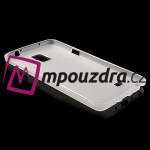 Gélové puzdro na Samsung Galaxy Note 4- transparentný - 4