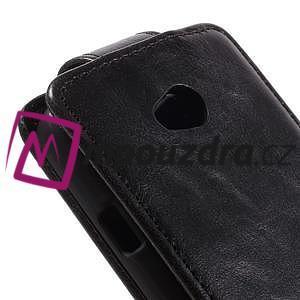 Flipové puzdro na LG L65 D280 - čierné - 4