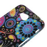 Gélové puzdro na LG L65 D280 - farebné vzory - 4/5