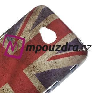 Gélové puzdro na LG L65 D280 - UK vlajka - 4