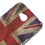Gélové puzdro na LG L65 D280 - UK vlajka - 4/5