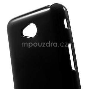 Gélové puzdro pre LG L65 D280 - čierné - 4