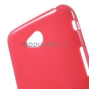 Gélové puzdro pre LG L65 D280 - ružové - 4