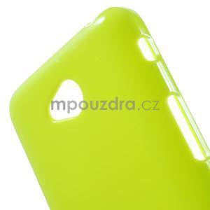 Gélové puzdro pre LG L65 D280 - zelené - 4