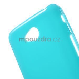 Gélové puzdro na LG L65 D280 - modré - 4