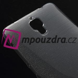 Gélové Cover puzdro pre Xiaomi Mi4- čierne - 4