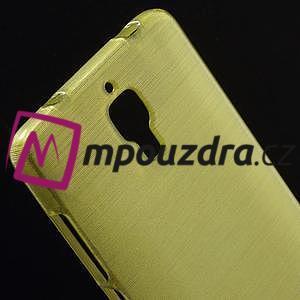 Gélové Cover puzdro na Xiaomi Mi4- zelené - 4