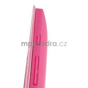 Flipové puzdro na Asus Zenfone 5 - růžové - 4