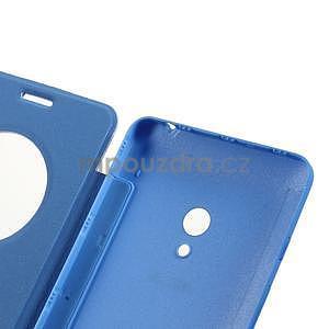 Flipové puzdro na Asus Zenfone 5 - svetlo modré - 4