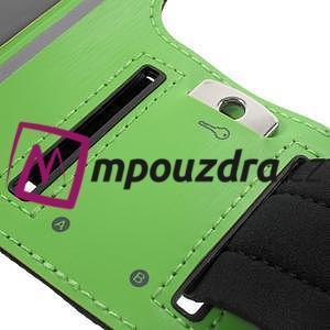 BaseRunning puzdro na ruku pre telefony do 125*60 mm - zelené - 4