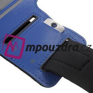 BaseRunning puzdro na ruku pre telefony do 125*60 mm - modré - 4