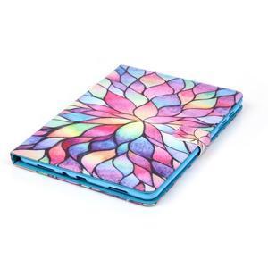 Emotive puzdro pre tablet Samsung Galaxy Tab A 9.7 - malované kvety - 4