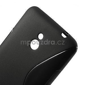 Gélové S-line puzdro pre Nokia Lumia 1320- čierné - 4
