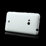 Gélové S-line puzdro pre Nokia Lumia 625- biele - 4/7