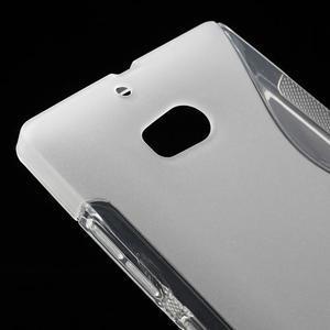 Gélové S-line puzdro na Nokia Lumia 930- transparentný - 4