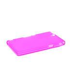 Gélové puzdro na Sony Xperia Z L36i C6603- růžové - 4/7