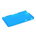 Gélové puzdro na Sony Xperia Z L36i C6603- modré - 4/7