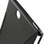 Gelove S-line pouzdro na Sony Xperia Z ultra- černé - 4/5