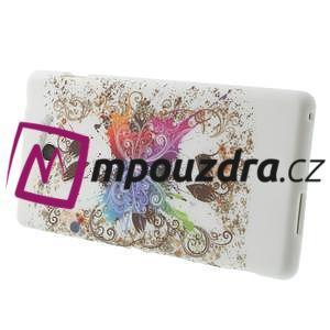 Gélové puzdro na Sony Xperia M2 D2302 - motýl - 4