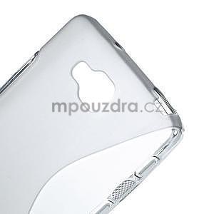 Gélové S-line  puzdro pre LG Optimus L9 II D605- šedé - 4