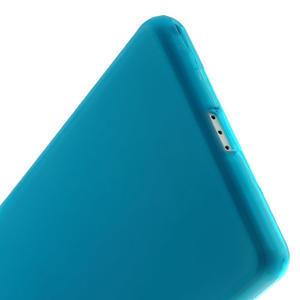 Gelové matné pouzdro na Sony Xperia Z2 D6503- světlemodré - 4