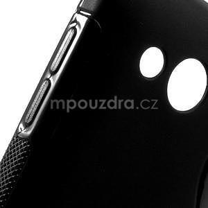 Gélové S-line puzdro pre HTC Desire 200- čierné - 4