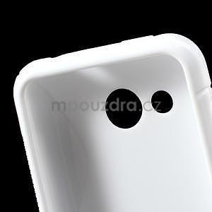 Gélové S-line puzdro pre HTC Desire 200- biele - 4