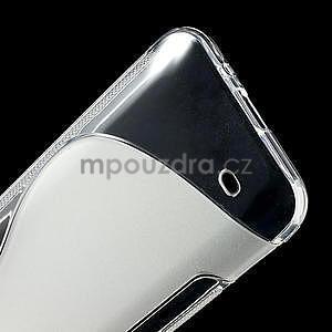 Gélové S-line puzdro pre HTC Desire 300 Zara mini- transparentný - 4