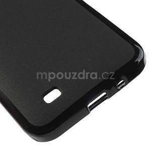 Gélové puzdro pre HTC Desire 300 Zara mini -čierné - 4