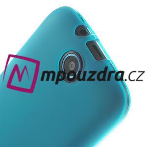 Gélové puzdro pre HTC Desire 310- svetlo modré - 4