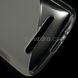 Gélové puzdro pre HTC Desire 500- transparentný - 4