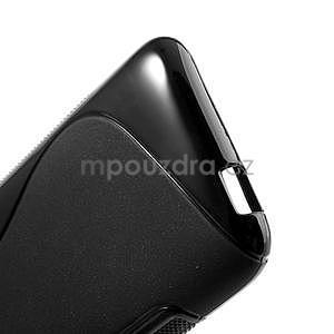 Gelove S-line puzdro pre HTC Desire 601- čierné - 4