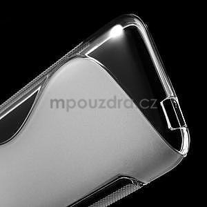 Gelove S-line puzdro pre HTC Desire 601- transparentný - 4