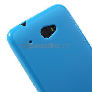 Gélové puzdro pre HTC Desire 601- modré - 4