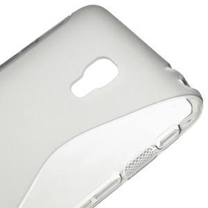 Gélové S-line puzdro na LG Optimus F6 D505- šedé - 4